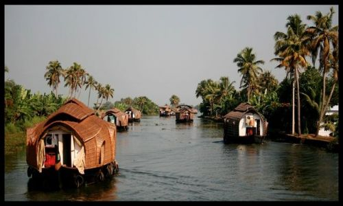 Zdjecie INDIE / brak / Backwaters / Bajkowe backwaters