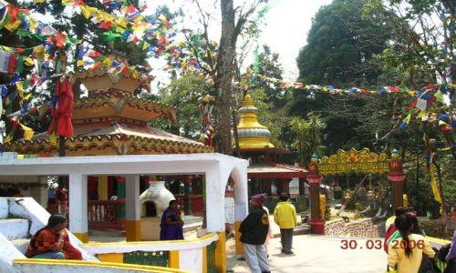 INDIE / Bengal Zachodni / Darjeeling / Mahaakal Temple