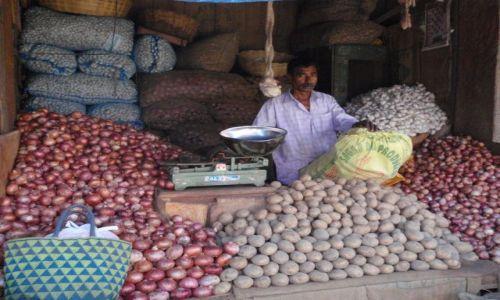 Zdjecie INDIE / brak / Mysore / ziemniaki & cebula