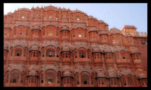 Zdjecie INDIE / Rajastan / Jaipur / Pałac Wiatrów