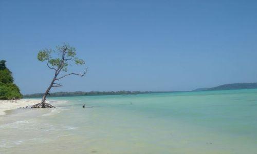 Zdjecie INDIE / havelock island / plaza nr 3 / wyspy andamańskie