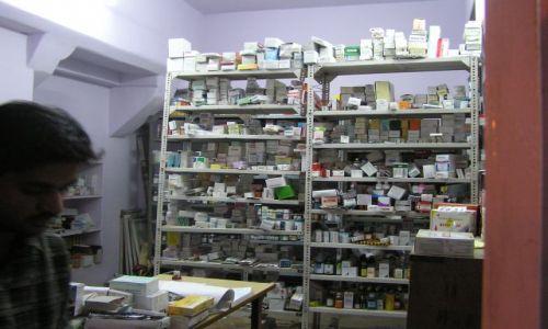 Zdjecie INDIE / Rajastan / Jaisalmer / apteka;)