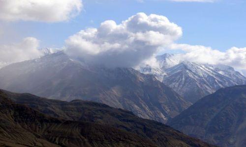 INDIE / Ladakh / Dolina Nubry / Tu kończy się świat - Himalaje