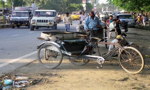 Zdjecie INDIE / Delhi / Delhi / Na ulicach Delhii.