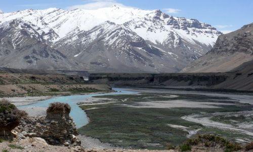 Zdjęcie INDIE / Himalaje / Ladakh / Okolice Sarchu