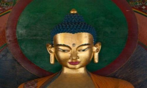 INDIE / Himachal Pradesh / Manali / Budda