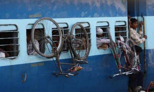Zdjecie INDIE / brak / wagon / rowery