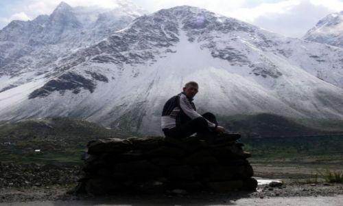 Zdjecie INDIE / Himalaje / Himachal Pradesh / Okolice Darcha