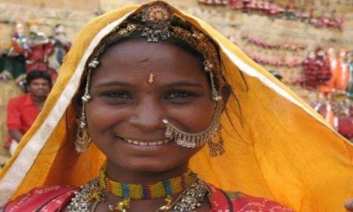 Zdjecie INDIE / RAJASTAN / RAJASTAN / TWARZE INDII