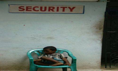 Zdjecie INDIE / Tamil Nadu / Madras / Dzieci w Indiach