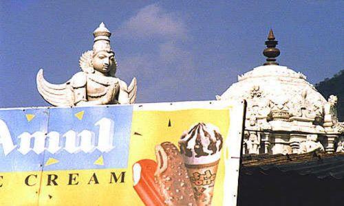 Zdjęcie INDIE / brak / Haridwar / ulica Haridwaru