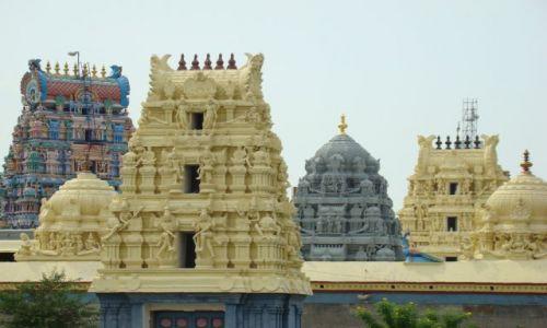 Zdjecie INDIE / Tamil Nadu / Kancipuram / Kompleks �wi�ty