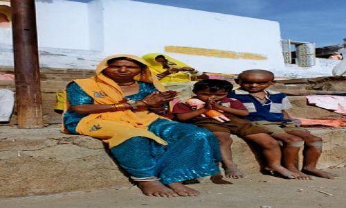 INDIE / Rajasthan / Pushkar / pielgrzymi