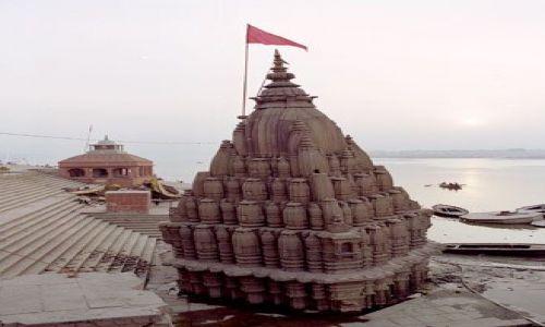 INDIE / brak / Varanasi / świątynia Sziwy