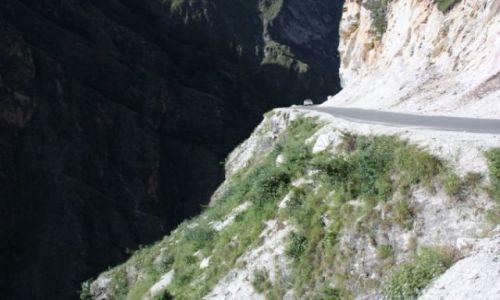 Zdjecie INDIE / Uttarakhand - Himalaje Gahrwalu / Droga z Rishikesh do Joshimath / W stronę Nanda