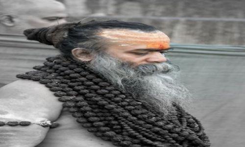 Zdjecie INDIE / Varanasi / Varanasi/Ganges / Poranek w Varan