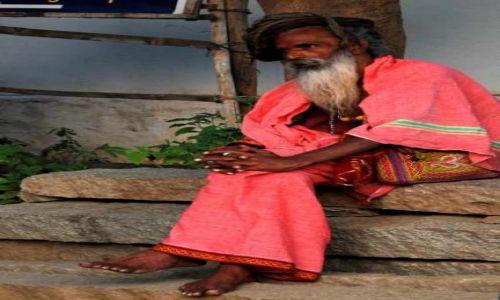 INDIE / Karnataka / Hampi / Ludzie