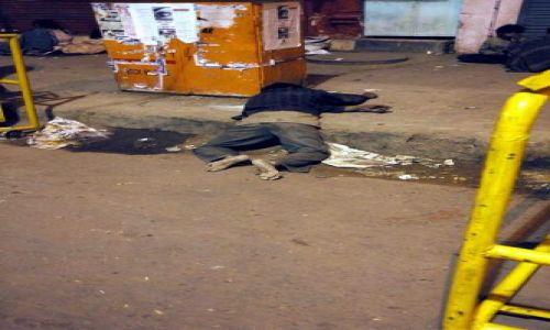 Zdjecie INDIE / brak / old delhi / jak napiszę, że to śmierć na ulicy, to znowu niektórzy użytkownicy mnie zlinczują.....