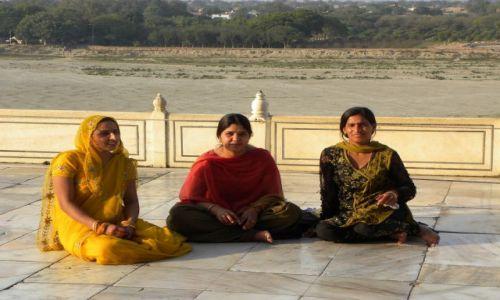 Zdjecie INDIE / brak / Agra / kobiety