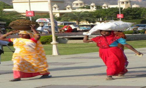 Zdjecie INDIE / brak / Agra / kobiety pracujące