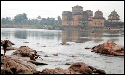 Zdjecie INDIE / Madhya Pradesh / Orchha / Orchha