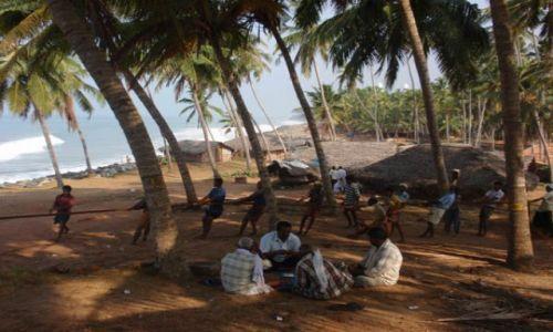 Zdjecie INDIE / Kerala / Varkala / Varkala