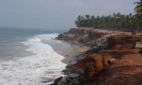 Zdjecie INDIE / Kerala / Varkala / paradise means Varkala