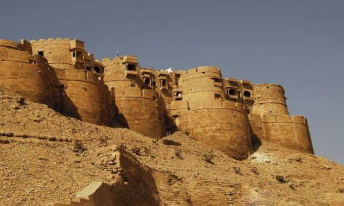 Zdjecie INDIE / Rajasthan / Jaisalmer / Fort