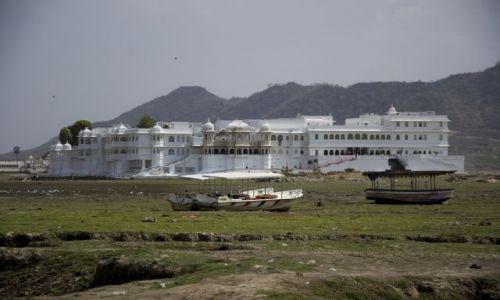 Zdjecie INDIE / Rajasthan / Udajpur / w oczekiwaniu na monsum
