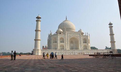 INDIE / - / Agra / Taj Mahal