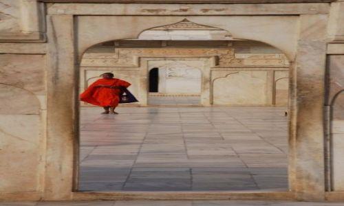 Zdjecie INDIE / - / Agra - Czerwony Fort / Konkurs