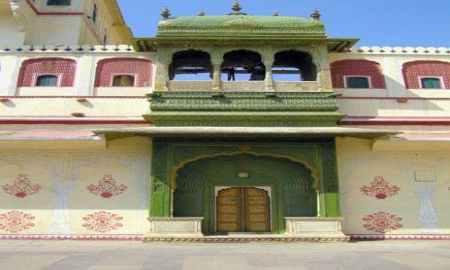 Zdjecie INDIE / Rajastan / Jaipur - Citi Palace / Konkurs