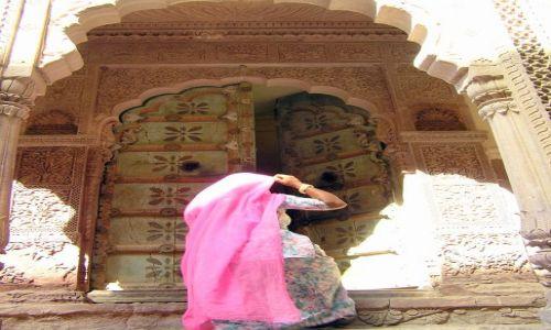 Zdjecie INDIE / Rajastan / Jodpur - Fort / Konkurs