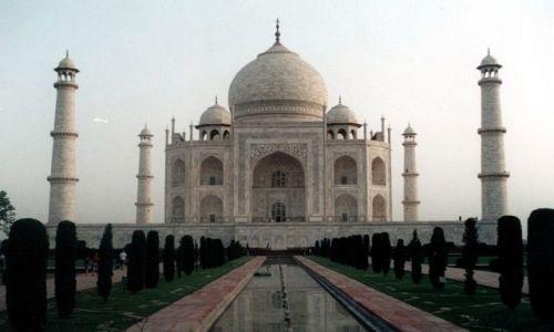 INDIE / - / AGRA / Tadź Mahal 2.
