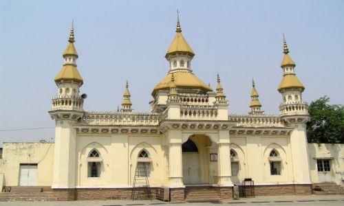 Zdjęcie INDIE / Andrapradesh / Hyderabad / Hiszpański meczet