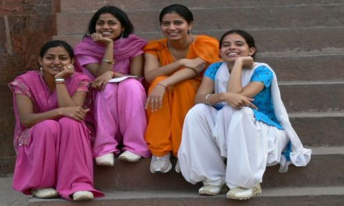 INDIE / brak / Agra / Dziewczyny z drużyny