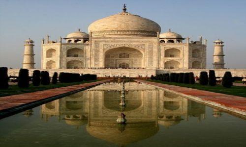 Zdjęcie INDIE / Agra / Agra / Tadż