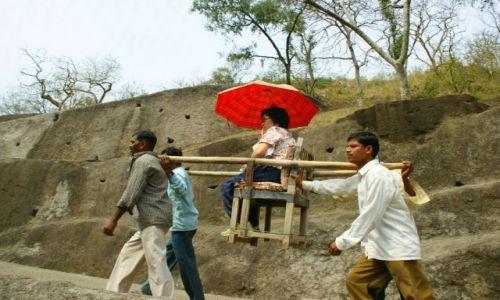 Zdjęcie INDIE / Indore / Indore / Turystka