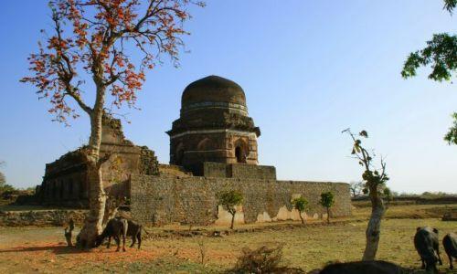 Zdjęcie INDIE / Mandi / Mandi / Grobowiec