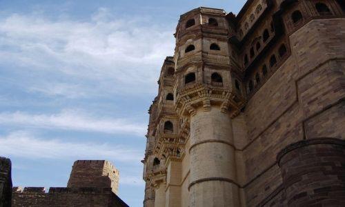 INDIE / Rajasthan / Jodhpur / fort Meherangarh