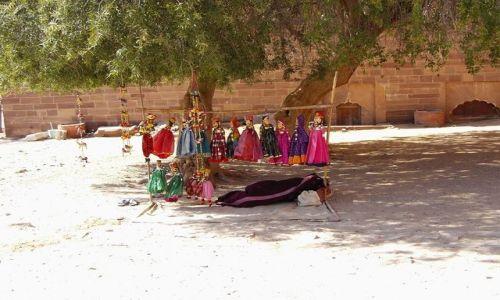 INDIE / Rajasthan / Jodhpur / sprzedajemy czy śpimy???