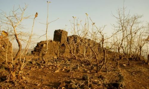 Zdjęcie INDIE / Indore / Indore / Ruina