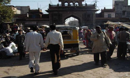 INDIE / Rajasthan / Jodhpur / wyrazić przyjaźń...:-)