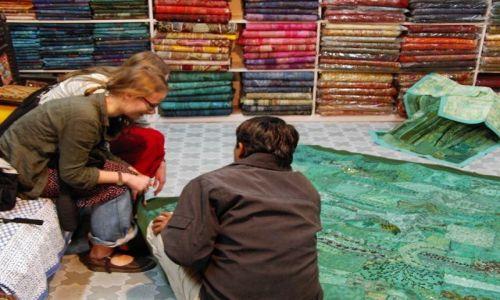 INDIE / Rajasthan / Jaisalmer - pustynia Thar / na zakupach