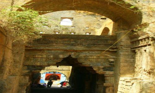 Zdjęcie INDIE / Junagadh / Junagadh / Twierdza