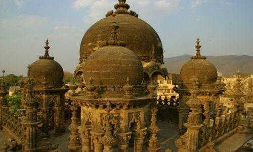 Zdjęcie INDIE / Junagadh / Junagadh / Minaret