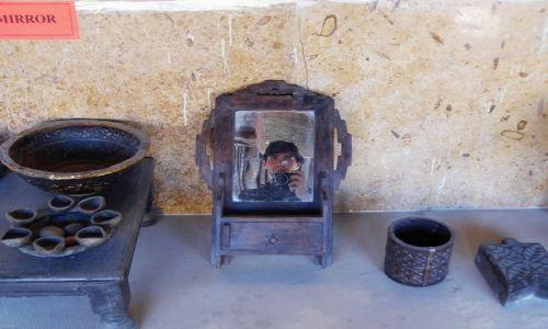 INDIE / Rajasthan / Jaisalmer - pustynia Thar / lustrzane odbicie