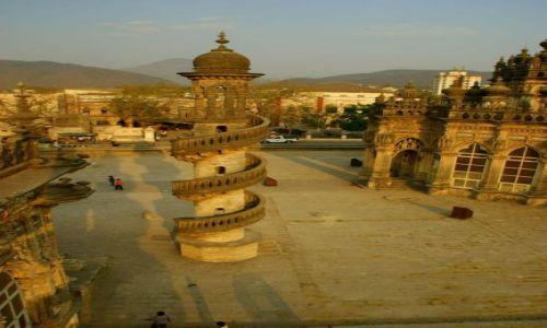 Zdjęcie INDIE / Jamnagar / Jamnagar / Wieża