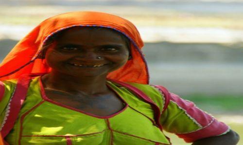 Zdjęcie INDIE / Jumnagadar / Jumnagadar / Uśmiech