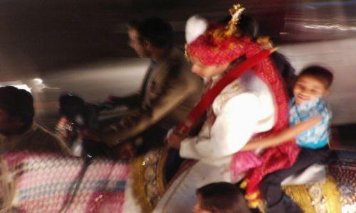 INDIE / Rajasthan / Jodhpur / wesele - pan młody